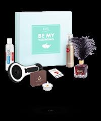 Geschenkbox 'Be my Valentino', 6-teilig