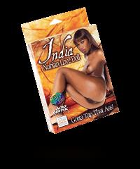 'India Nubian', 159cm