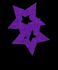 'Nipple Sticker - Stars'