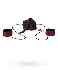 'Posture Collar With Cuffs'