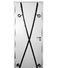 'Over The Door Cross', 180cm