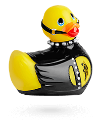 'I Rub My Duckie - Travel Bondage'