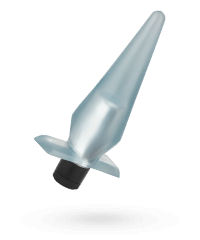 'Slimline Butt Plug', 11cm