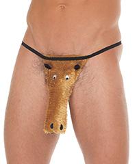 Sexy String im Pferd-Design
