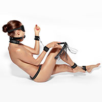 Soft-Bondage-Set, 6-teilig