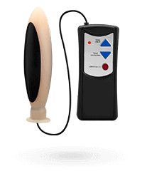 Vibrator mit Elektrostimulation,  15,5cm