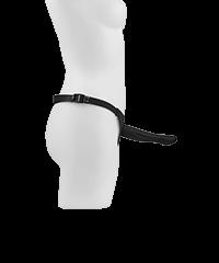 StrapOn Geschirr mit Dildo, 16cm
