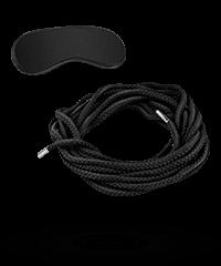 'Silk Rope', 2teilig, 10,5m