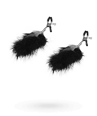 'Feather Clamps'