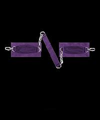 'Sutra Chainlink Cuffs'