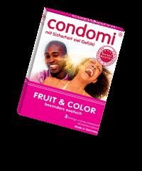 'Fruit And Colour', 3Stück