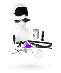 'Ultimate Bondage Kit', 11teilig