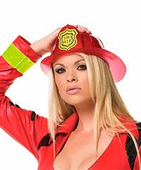 Sexy Feuerwehr-Hut