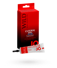 'Clitoral Gel Wild', 10ml