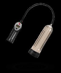 'Penis Pump de Luxe', 24,5cm
