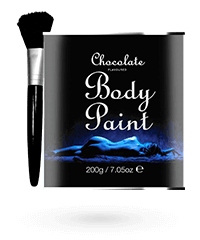'Chocolate Bodypaint', 200 g
