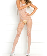 Ouvert Bodystocking