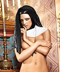 'Sexy Schwester - Kostüm', 2teilig