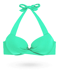 'Malibu - Bikini-Top'